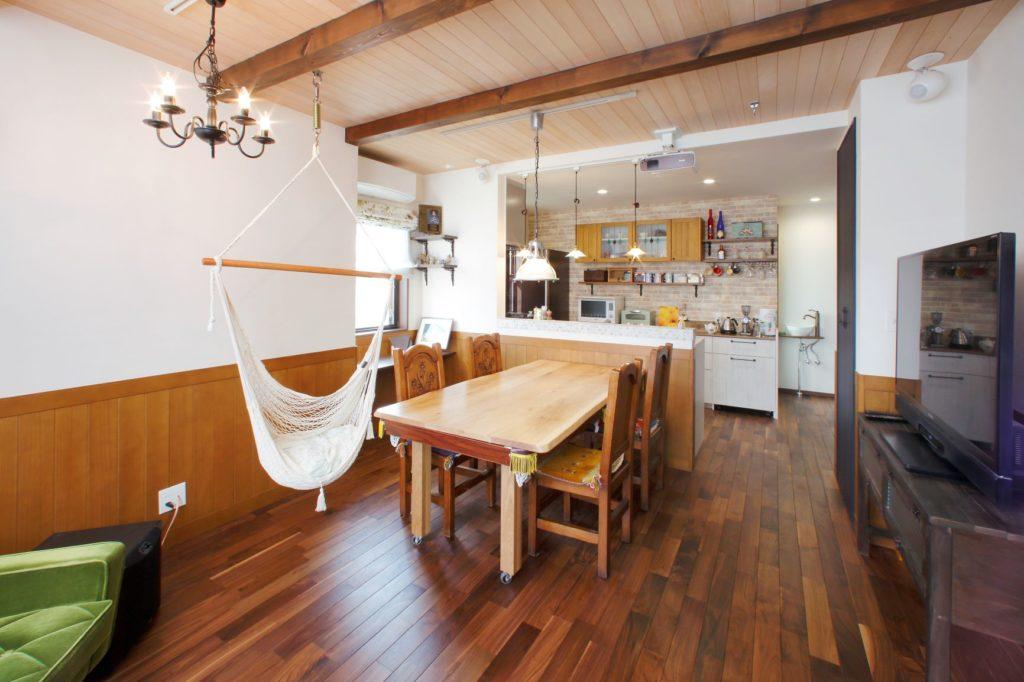 「家族でグランピングが楽しめる、欧風デザインの家」施工実例を公開しました。